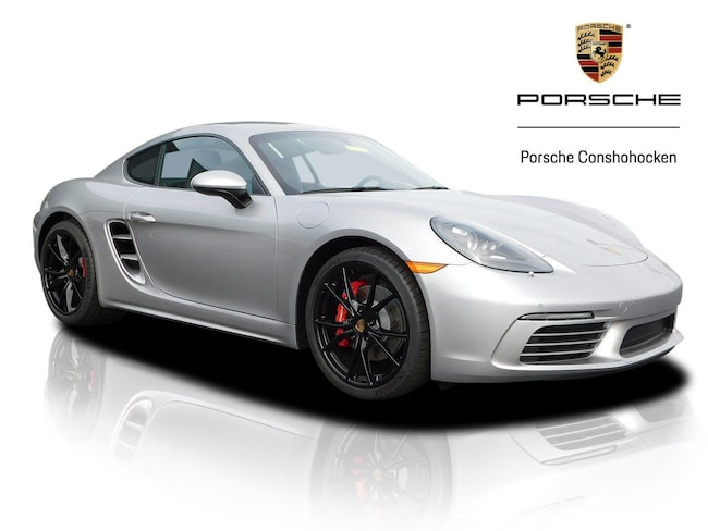 2019 Porsche 718 Cayman S Car