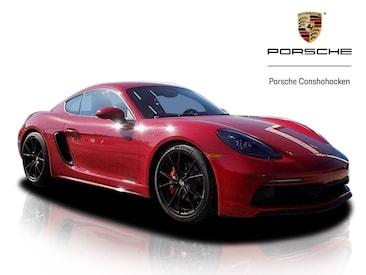2018 Porsche 718 Cayman GTS Car