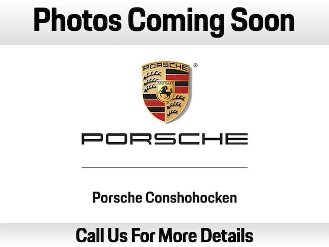 2019 Porsche 718 Boxster Convertible