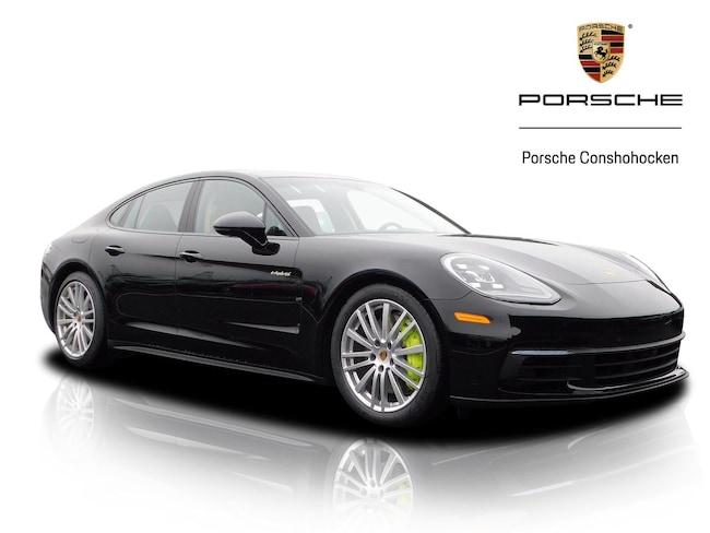 2018 Porsche Panamera E-Hybrid 4 Hatchback