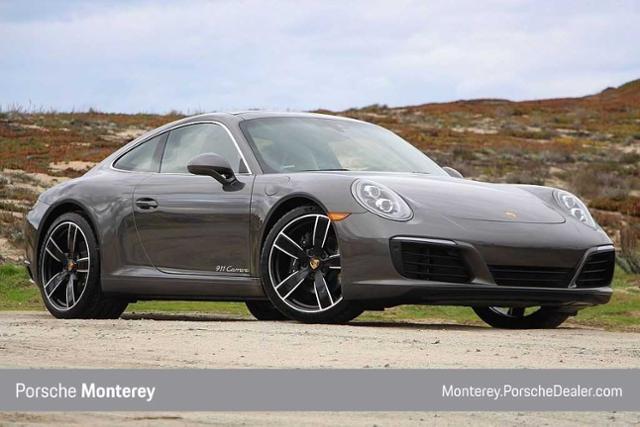 2019 Porsche 911 Coupe