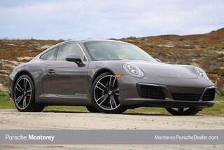 New 2019 Porsche 911 Carrera Coupe Coupe Seaside, CA