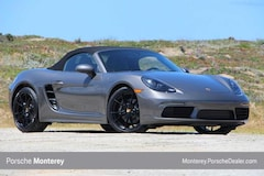New 2019 Porsche 718 Boxster Roadster Cabriolet in Seaside, CA