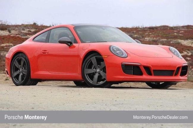 New 2019 Porsche 911 Carrera T Coupe Coupe Monterey, CA