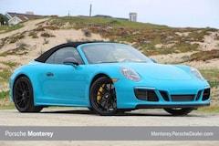 2019 Porsche 911 Carrera 4 GTS Cabriolet Cabriolet Seaside, CA