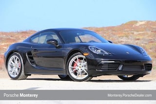 New 2018 Porsche 718 Cayman S Coupe Coupe Seaside, CA