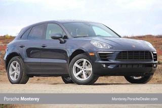New 2018 Porsche Macan AWD SUV Seaside, CA