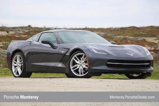 Used 2014 Chevrolet Corvette Stingray 2dr Z51 Cpe w/3LT Coupe in Seaside, CA
