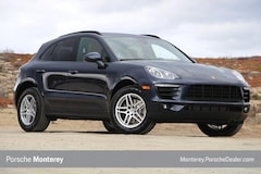 New 2018 Porsche Macan AWD SUV in Seaside, CA