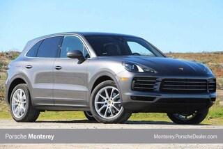 New 2019 Porsche Cayenne AWD SUV Seaside, CA