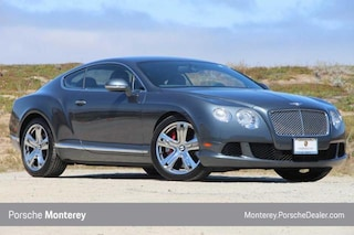 Used 2012 Bentley Continental GT 2dr Cpe Coupe in Seaside, CA