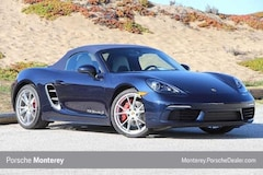 New 2018 Porsche 718 Boxster S Roadster Cabriolet in Seaside, CA