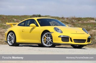 Certified Pre-Owned 2014 Porsche 911 2dr Cpe GT3 Coupe Monterey, CA