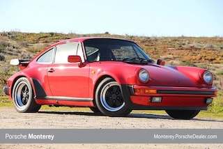 Pre-Owned 1984 Porsche 911 930 Turbo Monterey, CA