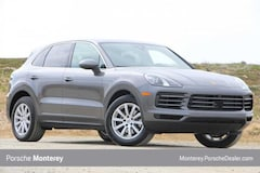 New 2019 Porsche Cayenne AWD SUV in Seaside, CA