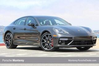 New 2019 Porsche Panamera Turbo AWD Sedan Seaside, CA