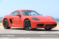 2019 Porsche 718 Cayman S Coupe Coupe Seaside, CA