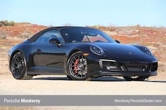 New 2019 Porsche 911 Carrera GTS Cabriolet Cabriolet in Seaside, CA