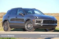 New 2019 Porsche Cayenne AWD SUV in Seaside, CA