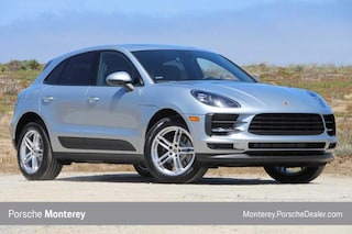 New 2019 Porsche Macan AWD SUV Seaside, CA