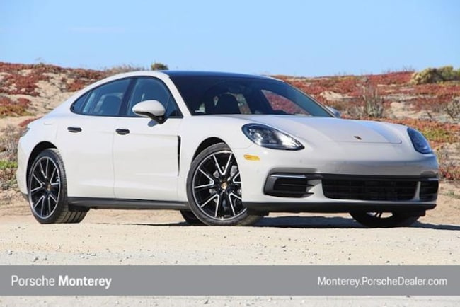 New 2018 Porsche Panamera 4 AWD Sedan Monterey, CA
