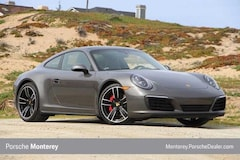 New 2019 Porsche 911 Carrera 4S Coupe Coupe in Seaside, CA