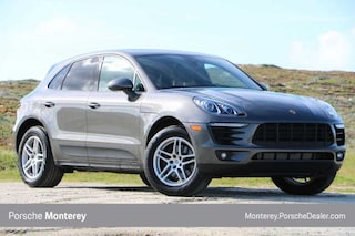 Pre-Owned 2018 Porsche Macan AWD SUV Monterey, CA