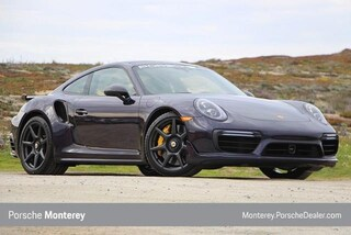 New 2019 Porsche 911 Turbo S Coupe Coupe Medford, OR