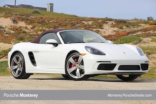 New 2019 Porsche 718 Boxster S Roadster Cabriolet Seaside, CA