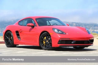 Certified Pre-Owned 2019 Porsche 718 Cayman GTS Coupe Coupe Monterey, CA