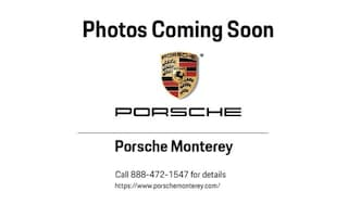 Pre-Owned 2001 Porsche 911 2dr Carrera Turbo 6-Spd Manual Coupe Monterey, CA