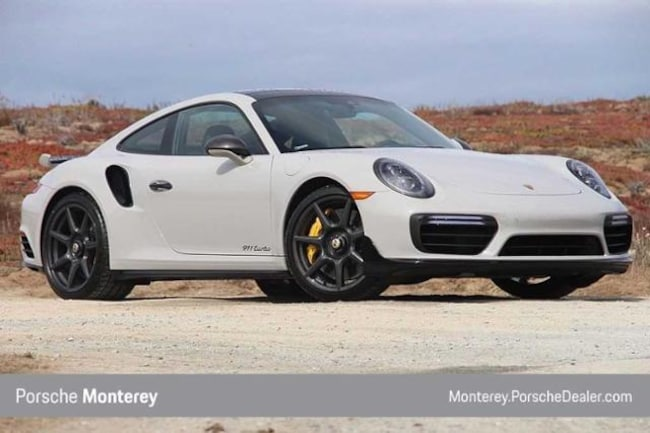 2019 Porsche 911 Turbo Coupe Coupe Medford, OR