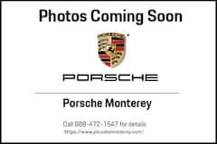 2020 Porsche 911 Carrera S Coupe Coupe Seaside, CA