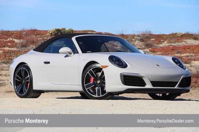 New 2019 Porsche 911 Carrera S Cabriolet Cabriolet Monterey, CA