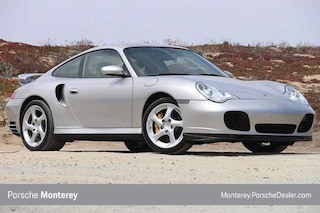 Pre-Owned 2003 Porsche 911 X50 Turbo Coupe Monterey, CA