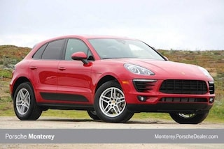 New 2018 Porsche Macan AWD SUV Medford, OR