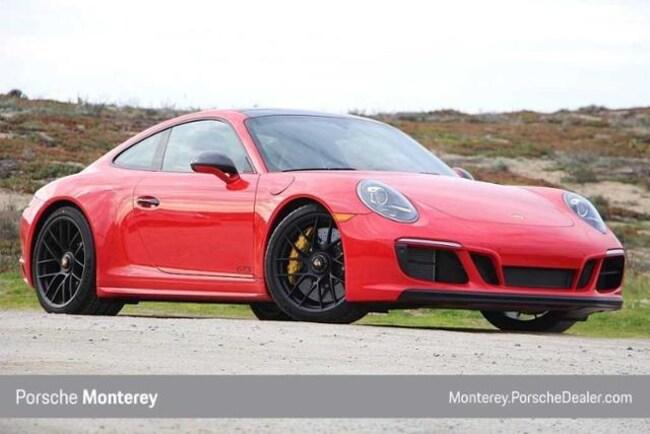 New 2019 Porsche 911 Carrera 4 GTS Coupe Coupe Monterey, CA