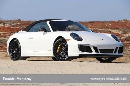 New 2019 Porsche 911 Carrera Gts Cabriolet Cabriolet White