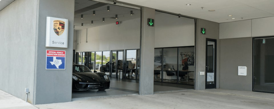 Porsche Service Center Porsche Plano - Porsche service