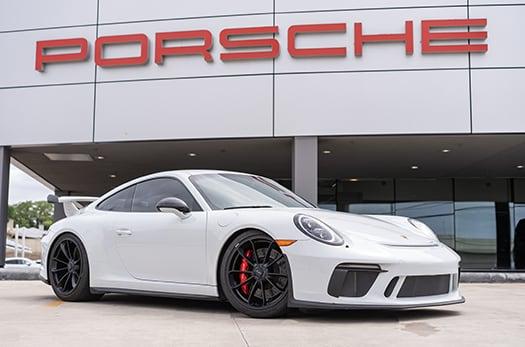 2018 Porsce 911 GT3