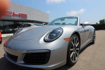 2018 Porsche 911 Carrera 4S Cab and Chassis