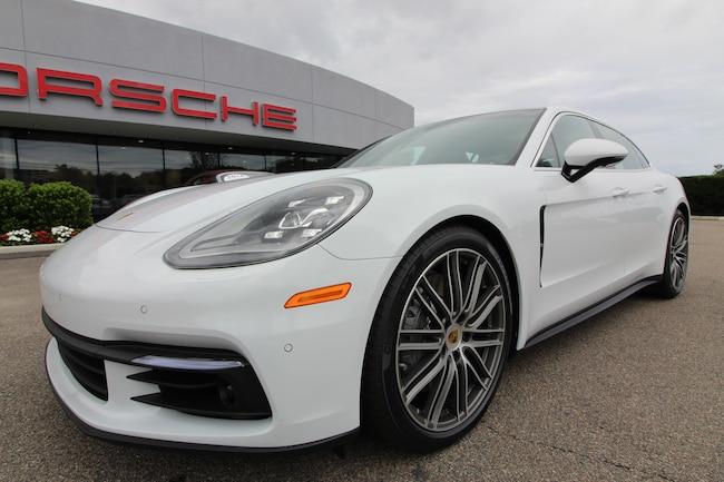 2018 Porsche Panamera 4S Sport Turismo AWD