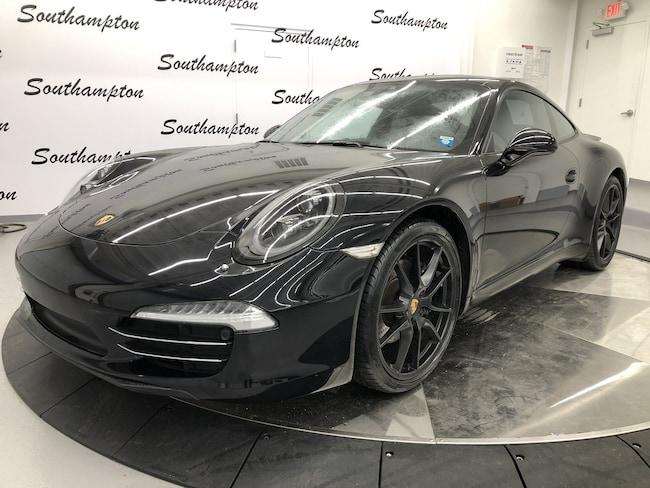 2016 Porsche 911 Carrera Coupe