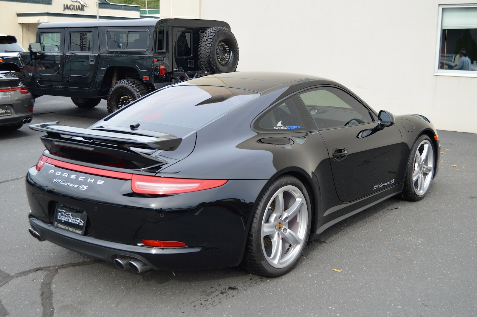 used 2014 porsche 911 carrera 4s for sale freeport ny wp0ab2a96es120226. Black Bedroom Furniture Sets. Home Design Ideas