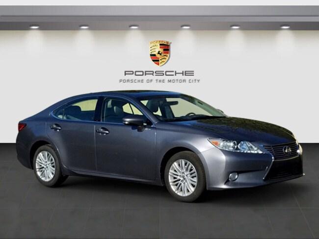 For Sale in Eastpointe: Pre-Owned 2013 LEXUS ES 350 4dr Sdn Sedan