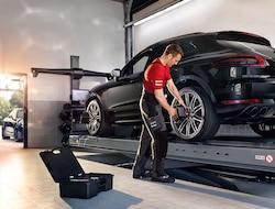Save 10% Off Porsche Intermediate or Major Service