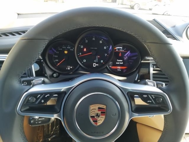 certified used 2018 porsche macan for sale in eastpointe mi near detroit stock sl908. Black Bedroom Furniture Sets. Home Design Ideas