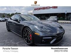 2019 Porsche Panamera Turbo Sedan