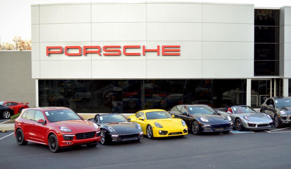 Porsche Towson | New & Used Porsche Dealership in Towson, MD