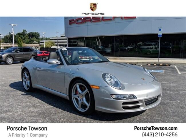 2006 Porsche 911 Carrera S Convertible